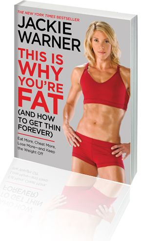 This Is Why You're Fat : Blunt tone with clear explanations of factors that contribute to difficulty loosing weight and keeping it off. The X-treme Timesaver DVDs are excellent as well.