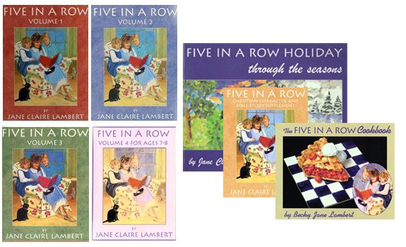 My Planning for Five in a Row - Whispered Abundance™