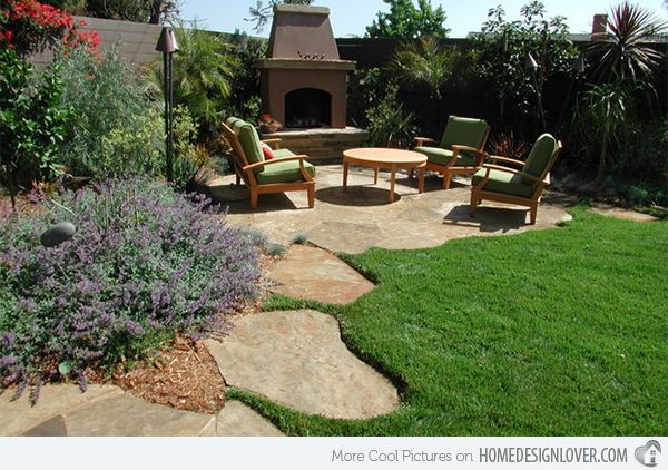 Elegant 15 Backyard Landscaping Ideas