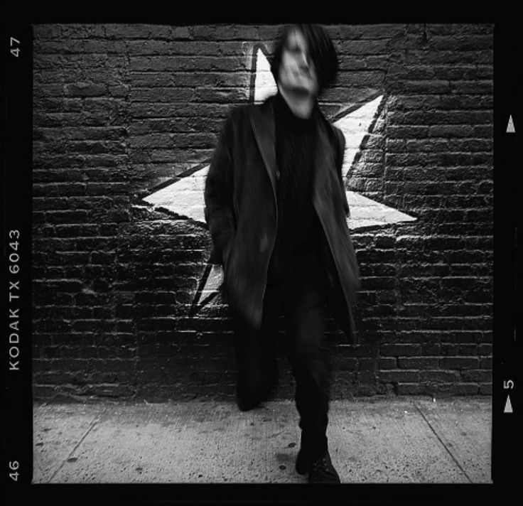 Jonny Greenwood - #Radiohead - New York, december 1994 - By Danny Clinch for EMI