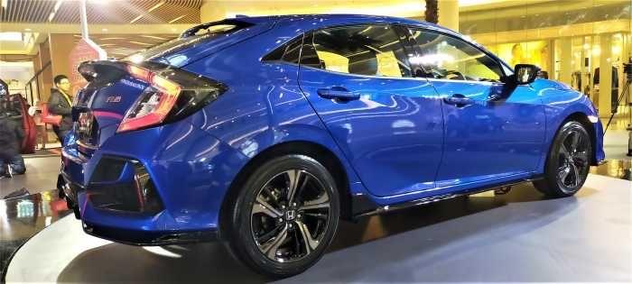 Ini Wujud Honda Civic Hatchback Generasi 11 Kok Mirip Kia Stinger Honda Civic Hatchback Bingkai Foto Teknologi