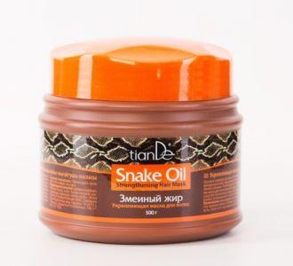 TianDe Snake Oil Strengthening Hair Mask 20127 - Tiande Shop - TrafficAttic