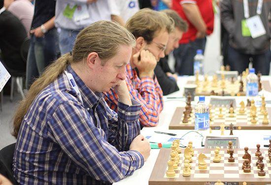 Olimpiada de sah Tromso 2014, Norvegia: Liviu Dieter Nisipeanu joaca pentru echipa Germaniei.