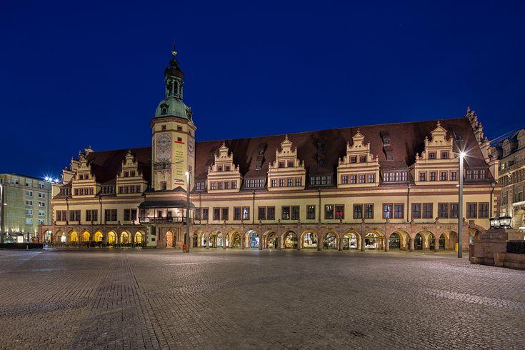 Altes Rathaus in Leipzig