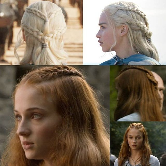 Sansa Stark's most meaningful hairstyles from Game Of Thrones http://www.cosmopolitan.com/uk/entertainment/g12040805/game-of-thrones-sansa-stark-hairstyles/?utm_content=buffer22ba9&utm_medium=social&utm_source=pinterest.com&utm_campaign=buffer via Cosmopolitan UK match the style with the #wig #GOT