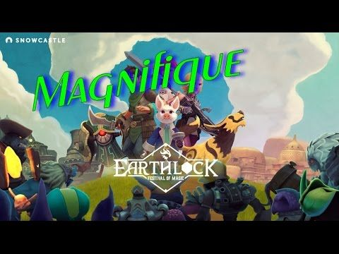 Enjoy Game's: EARTHLOCK Festival of Magic en français un très be...
