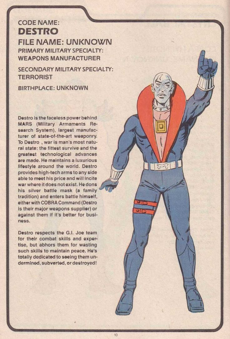 G.I. Joe Order Of Battle - Cobra Handbook (Karakter Tanıtımları)-gijoe-ob03pg12.jpg