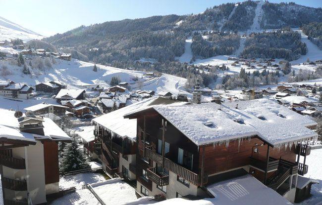 La Résidence La Clusaz, promo séjour ski pas cher location La Clusaz Voyages Loisirs prix promo Voyages Loisirs à partir 200,00 € TTC