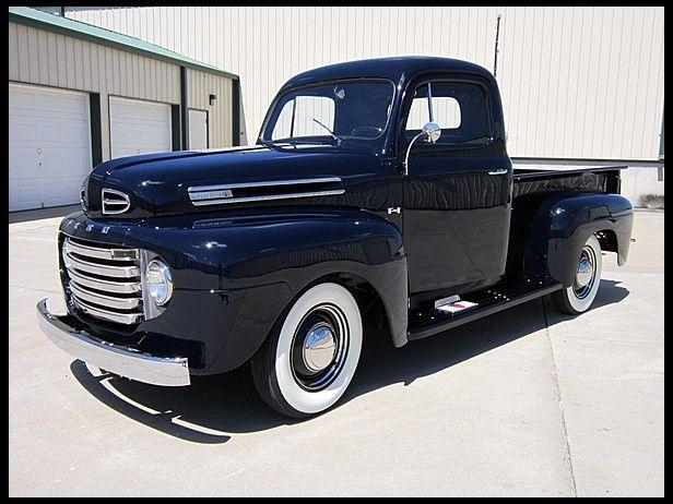 1950 ford f1 pickup classic ford mercury trucks. Black Bedroom Furniture Sets. Home Design Ideas