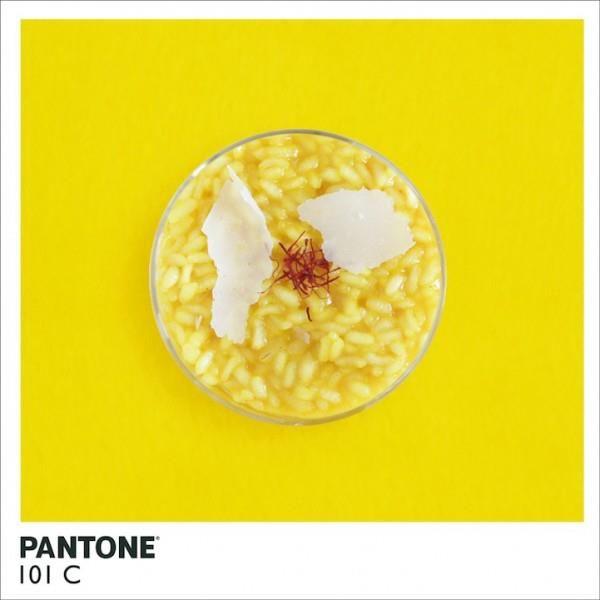 Pantone 101 C