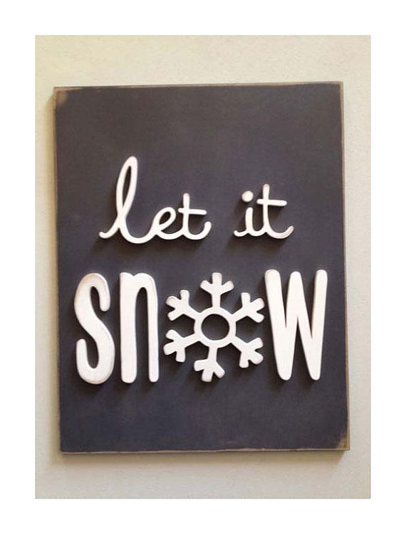 Let It Snow Wood Typography Holiday Sign Winter Sign On. Health Safety Signs. Fashion Social Banners. Double Arrow Signs. Wire Drawing Decals. Story Logo. Fuel Off Road Decals. Vinyl Banner Printers For Sale. Bathroom Decals