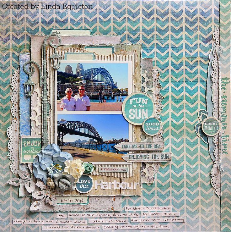 All About Scrapbooks Australia: Linda Eggleton