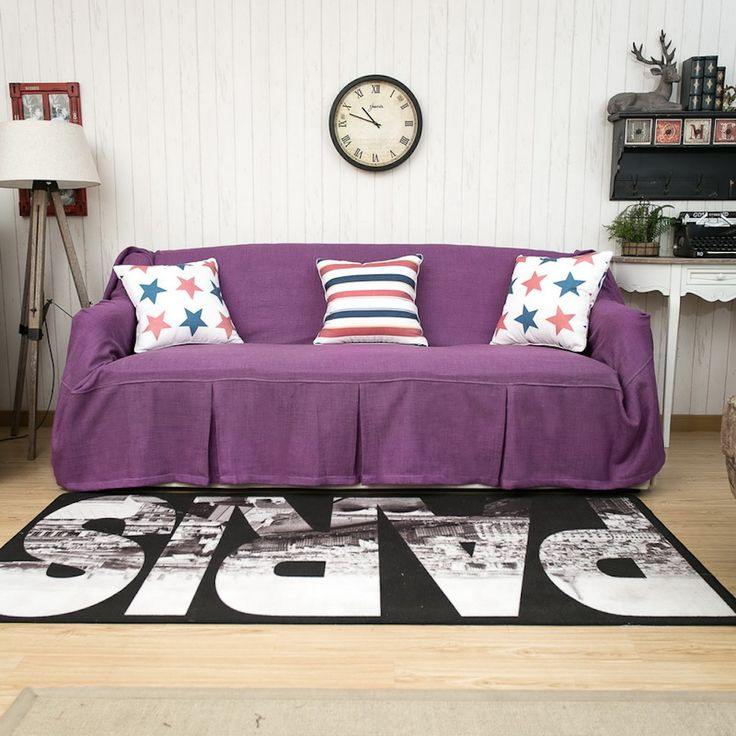11 best One piece Sofa Cover images on Pinterest Cover design