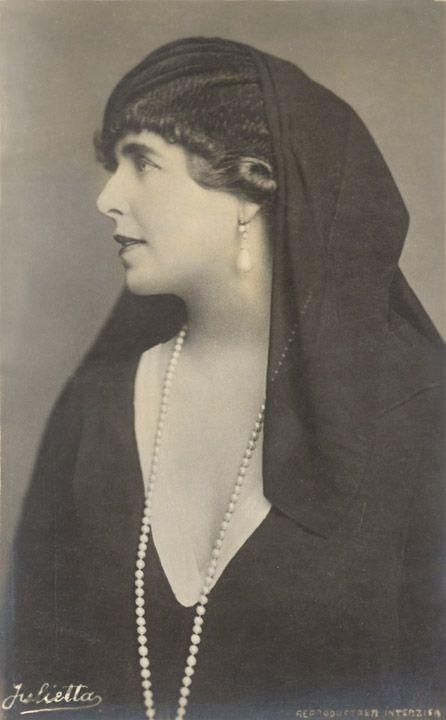 Queen Marie of Romania Gallery / Queen Marie Postcard