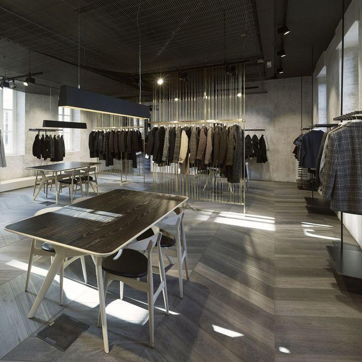 Lardini | The Showroom: via Manzoni 38