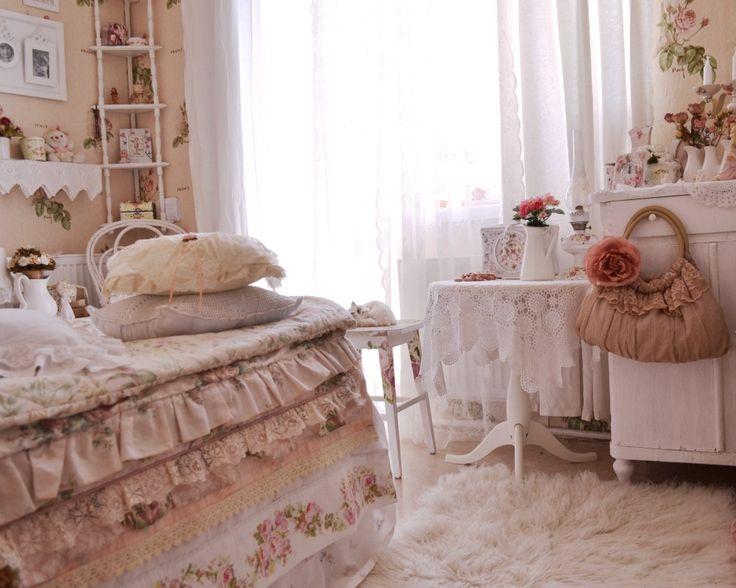 винтаж спальня - Поиск в Google
