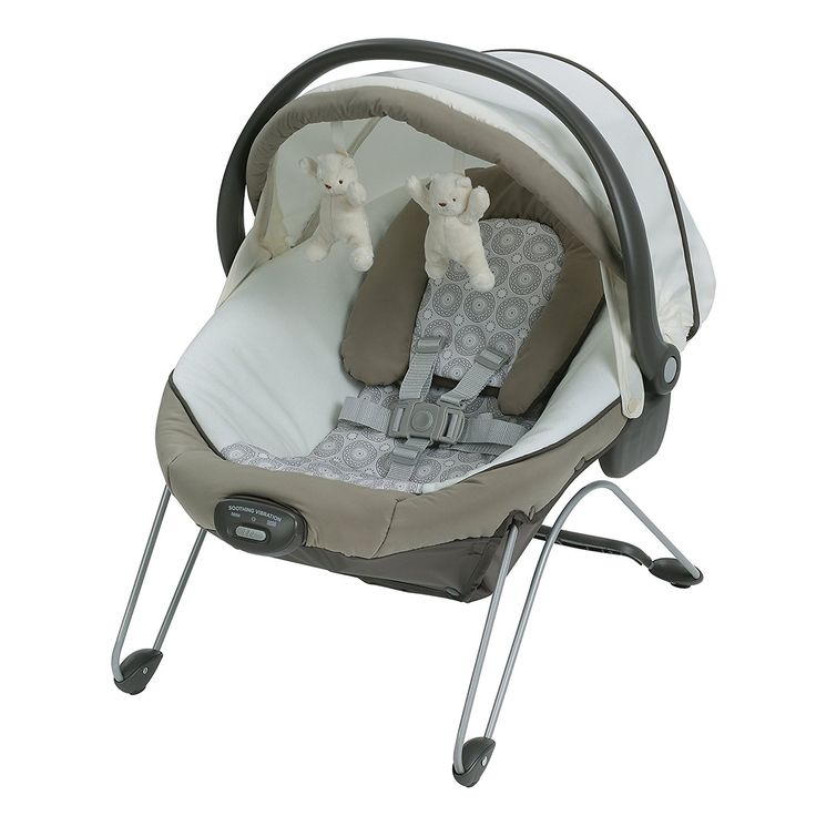 Amazon.com : Graco Soothing System Baby Glider, Abbington : Baby