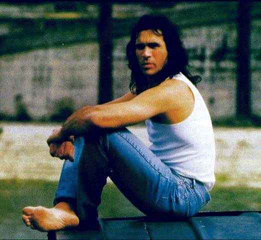 adrian paul - a man in jeans, mmm. mmm. mmm