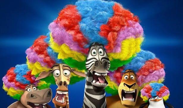 Noches de cine: Madagascar 3. De marcha por Europa