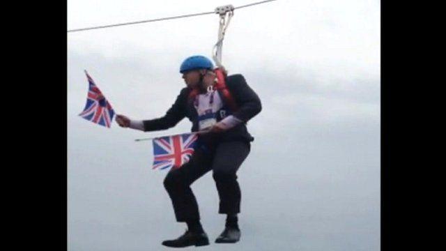BBC News - Highwire act Boris Johnson defies political gravity