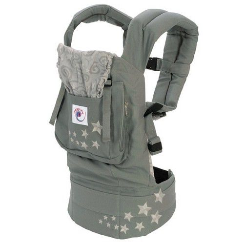 ergobaby carrier galaxy gray