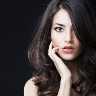 how to make your hair look healthy and shiny