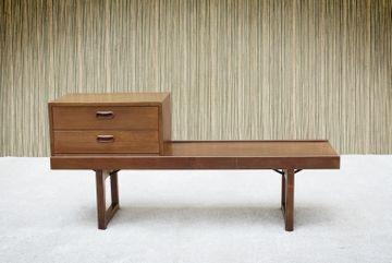 Krobo Bench by Torbjørn Afdal
