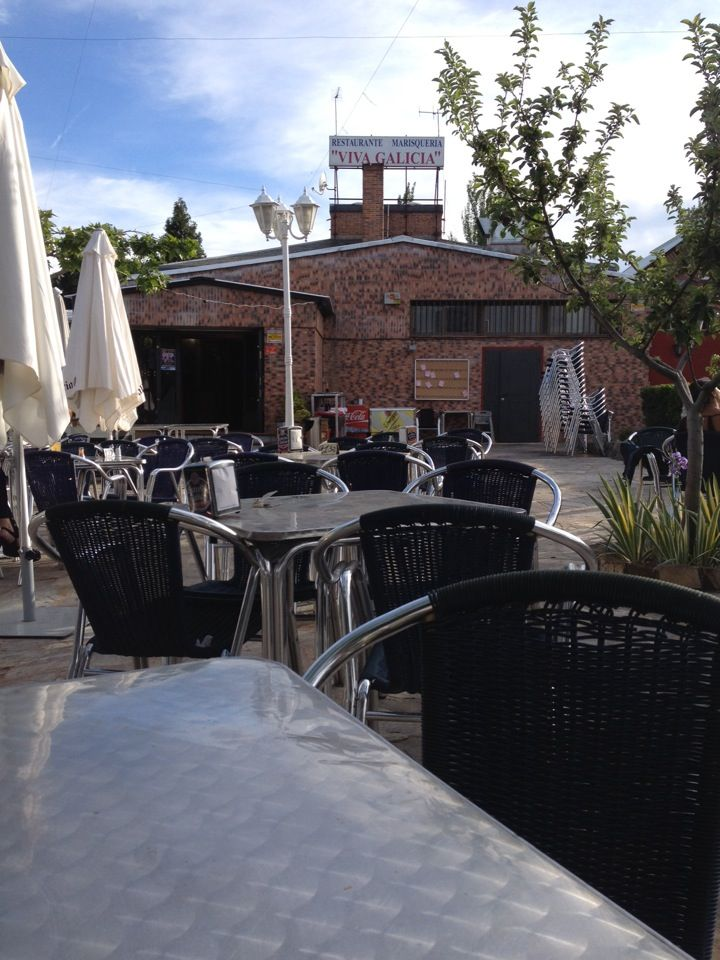 Restaurante Marisquería Viva Galicia en Galapagar, Madrid
