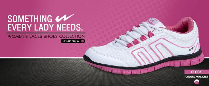 Women's Laces #Shoes Visit http://www.campusshoes.com/women/laces-shoes.html to Shop Now!