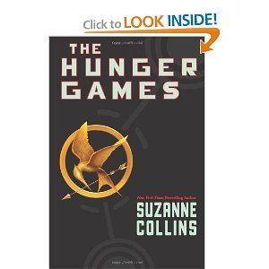 Hunger Games. Amazing trilogy. Can't wait for the movie.