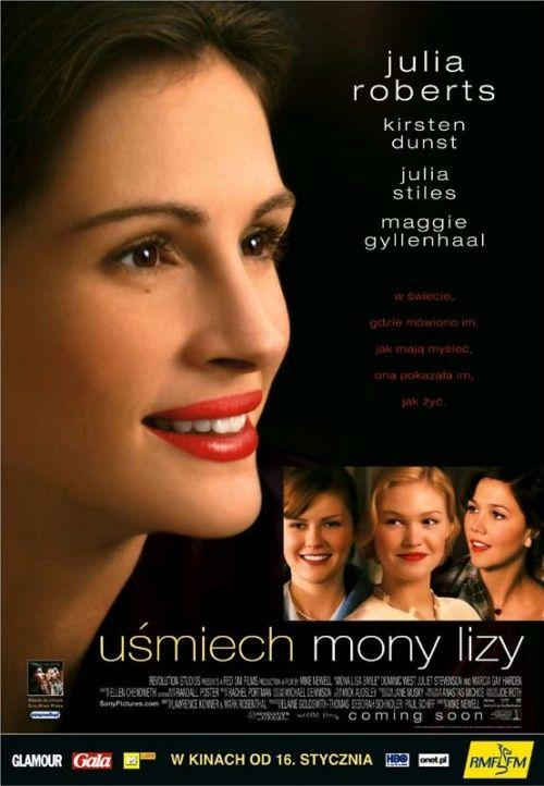 Uśmiech Mony Lizy (2003)