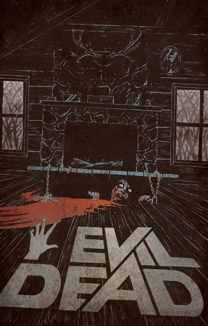 Evil Dead by Tyler Champion