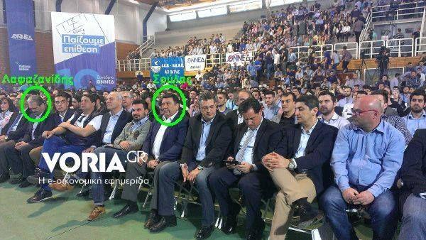 Μέλος της Πολιτικής Επιτροπής της ΝΔ είναι ο νυν δήμαρχος Ευόσμου – Κορδελιού, Πέτρος Σούλας, ο οποίος σύμφωνα με το πόρισμα του ΣΔΟΕ εμπλέκεται στο σκάνδαλο ύψους 14 εκατ. ευρώ. Λίγους μήνε…