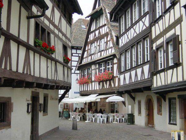 La Petite France - #Strasbourg - #Alsace
