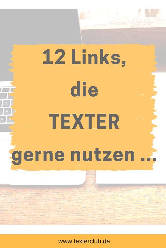 Hier sind 12 Linktipps für Texter, die Spaß machen und Ihnen die Arbeit von …
