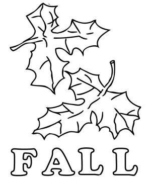 Fall leaves blowing coloring pages ~ 17 Best images about Coloring: Autumn & Thanksgiving on ...