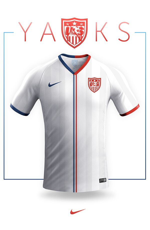 1778b2369df National football teams concept jersey design