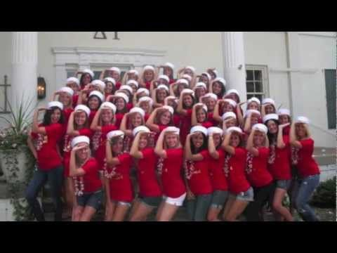 Anchors Away DG was taken off of the Delta Gamma Fraternity Recruitment Songs and Skits CD from about 2002ish. I do not know what chapter is singing, but would love to attribute them if anyone knows!