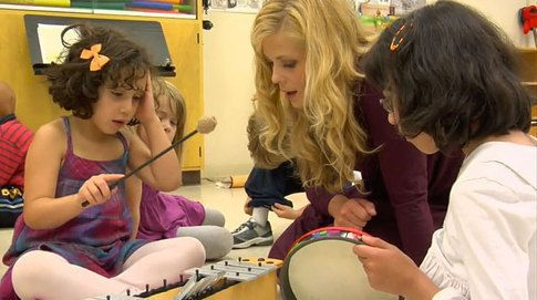 Music & Moods: Tempo, Pitch, Dynamics - Grades K-2 / Arts / Music. Teaching Channel Video.