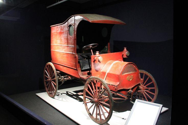 Louwman Museum, w którym znajduje się najstarsza na świecie prywatna kolekcja samochodów