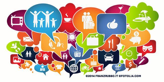 Social Media nel 2014, ritorno alle relazioni [Infografica]