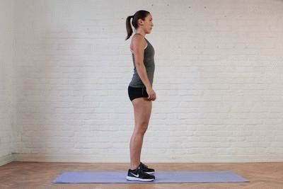Skip the gym with this quick 10 minute exercise, designed by 8fit.