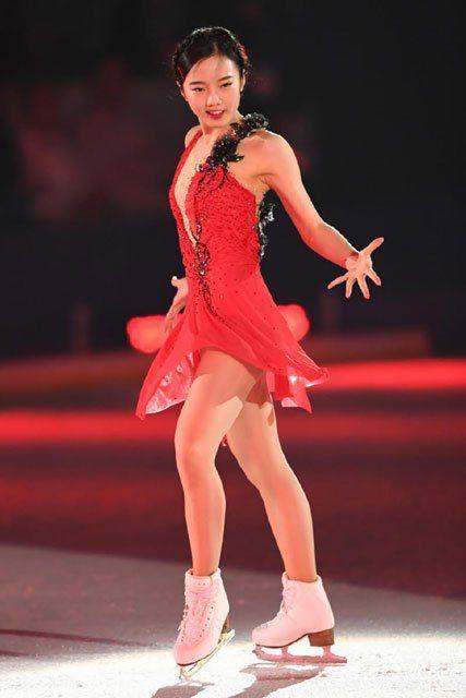プリンスアイスワールド2017日光公演。本田真凜が新SPのタンゴを初披露。真っ赤な衣装で華麗に舞う | フィギュアスケートまとめ零