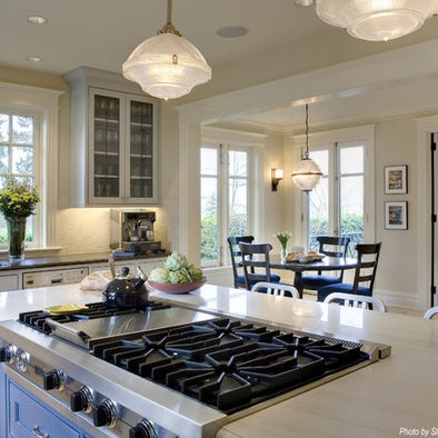 25 best ideas about island stove on pinterest stove in - Kitchen peninsula with stove ...