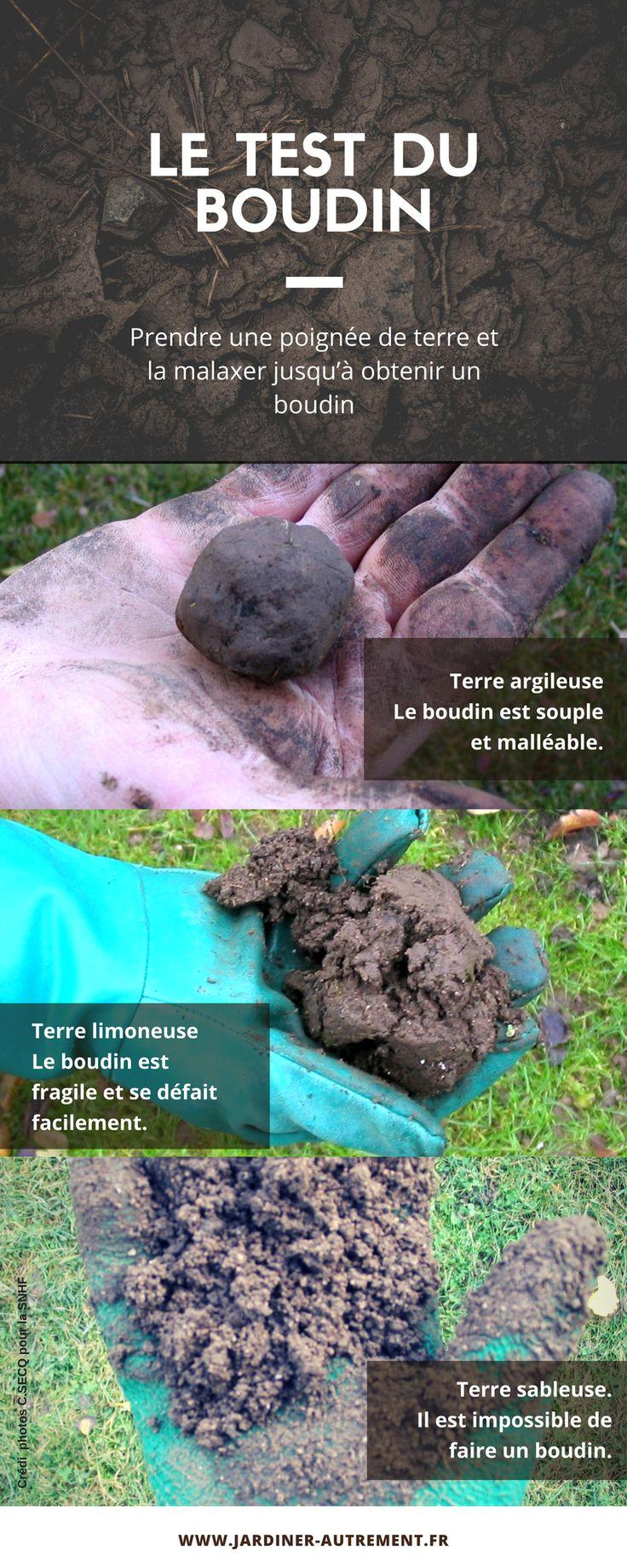 Connaître la nature de son sol est primordial pour bien choisir les plantes, mieux entretenir son sol et mieux nourrir son sol