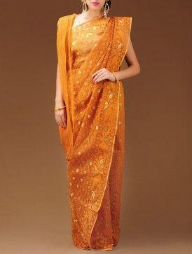 Buy Wondrous Jamdani by Vastra Kutimm Ethereal Dhakai Jamdani Cotton Sarees Online at Jaypore.com