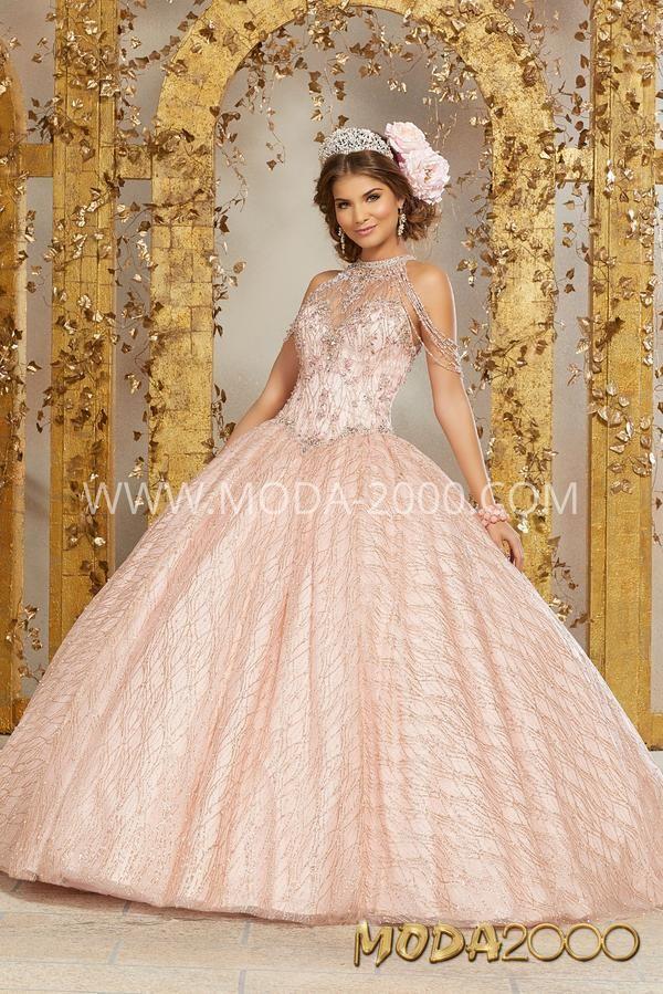 Quinceanera Dresses Tagged Rose Gold Moda 2000 Llc Quinceanera Dresses Gold Quince Dresses Quincenera Dresses
