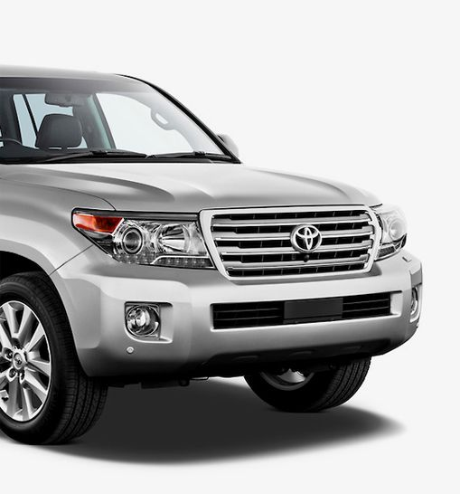 Land Cruiser 200 Full Spec Diesel Exterior 2