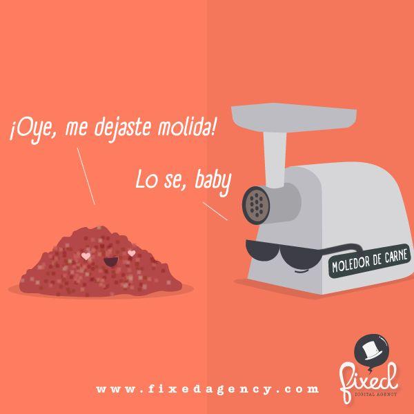 #FinDeSemana moledor #HumorGráfico - www.fixedagency.com