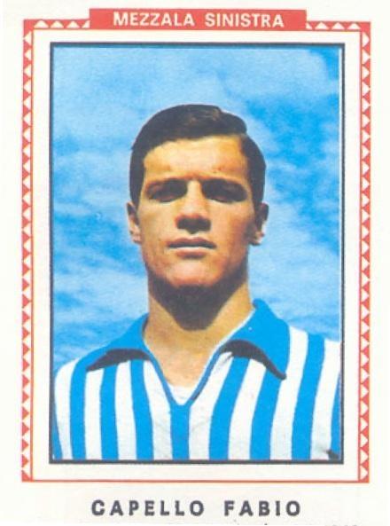 Fabio Capello en el SPAL a los 20 años